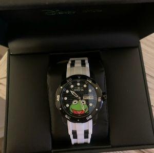 NEW- Limited Edition Kermit Invicta Watch